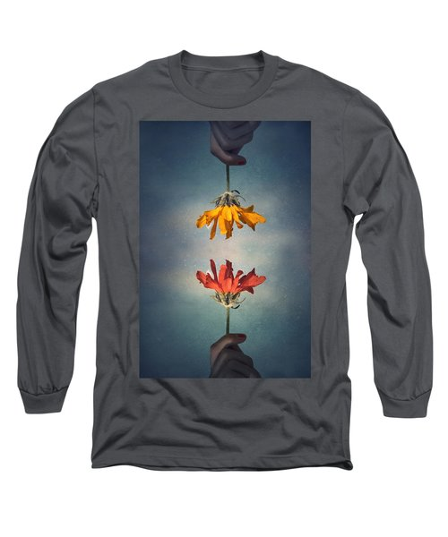 Middle Ground Long Sleeve T-Shirt