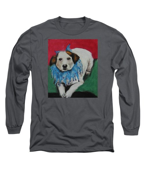 Mikey Long Sleeve T-Shirt by Jeanne Fischer