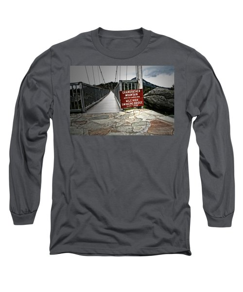 Mile High Long Sleeve T-Shirt