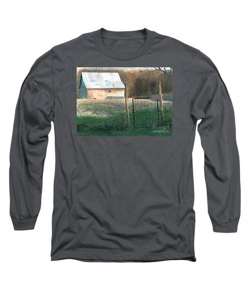 Milking Time Long Sleeve T-Shirt