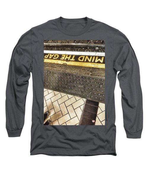 Mind The Gap Long Sleeve T-Shirt