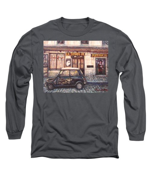 Mini De Montmartre Long Sleeve T-Shirt