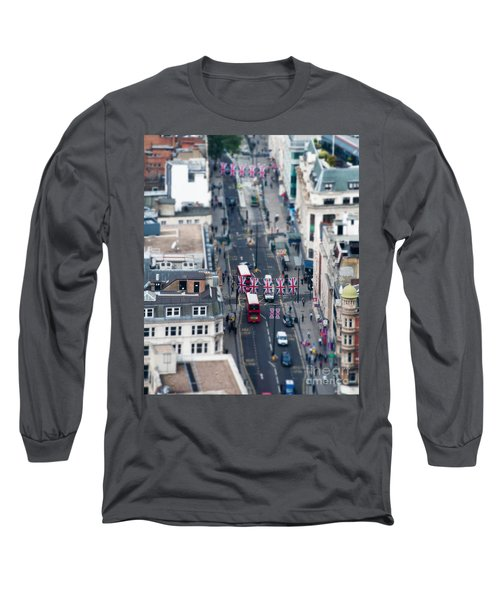 Miniature Oxford Street Long Sleeve T-Shirt
