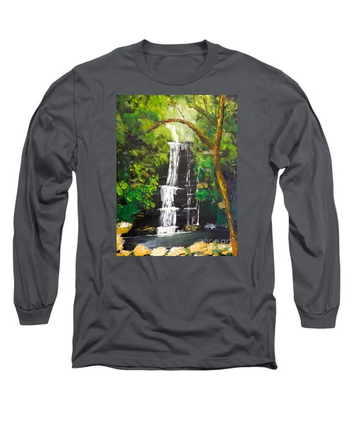 Minnumurra Falls Long Sleeve T-Shirt