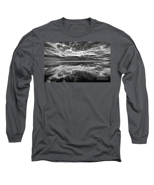 Mirror Explosion Long Sleeve T-Shirt