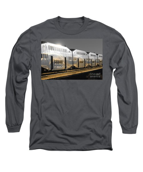 Mirror Of The Winter Sun Long Sleeve T-Shirt
