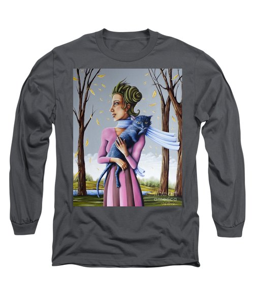 Miss Pinky's Outing Long Sleeve T-Shirt