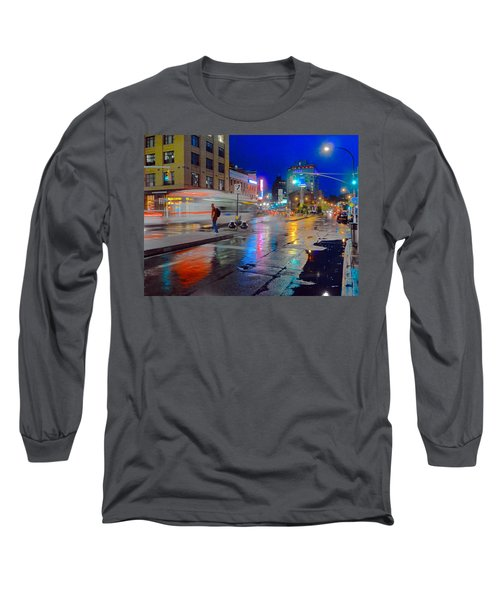 Missed The Bus Long Sleeve T-Shirt
