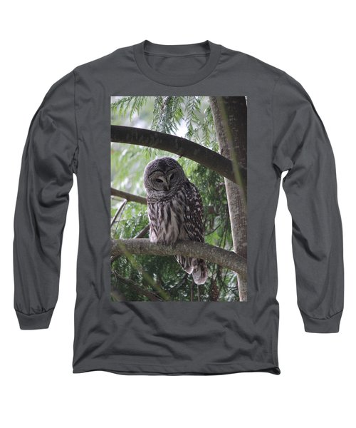 Missing His Friend Long Sleeve T-Shirt