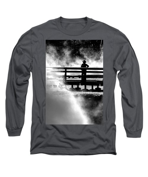 Misty Cowgirl Long Sleeve T-Shirt