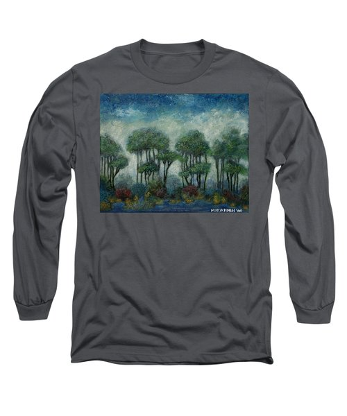 Misty Marsh Long Sleeve T-Shirt