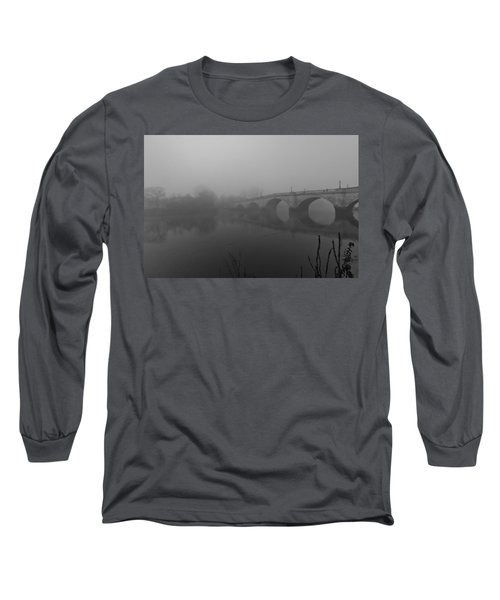 Misty Richmond Bridge Long Sleeve T-Shirt
