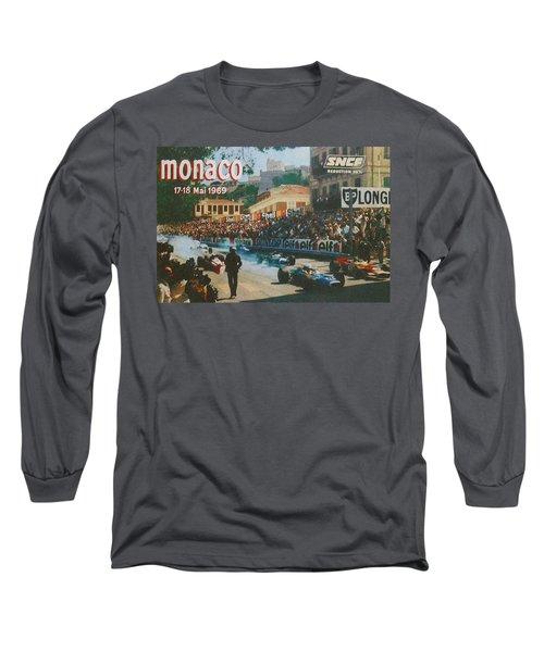 Monaco 1969 Long Sleeve T-Shirt