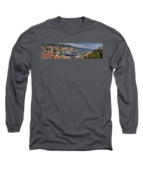 Monaco Panorama Long Sleeve T-Shirt