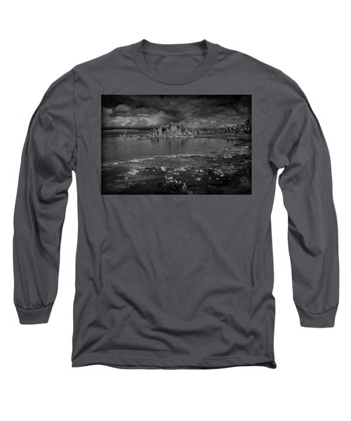 Mono Lake Tufa Long Sleeve T-Shirt