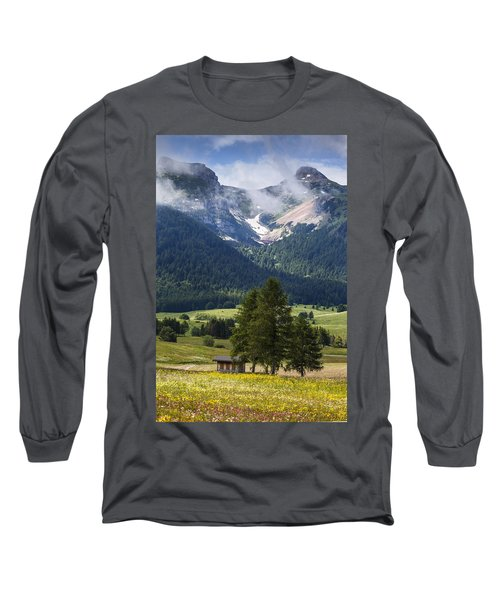 Monte Bondone Long Sleeve T-Shirt