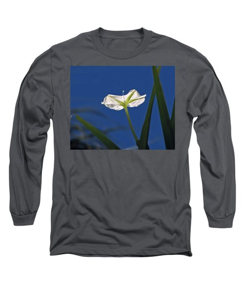 Moonflower Long Sleeve T-Shirt
