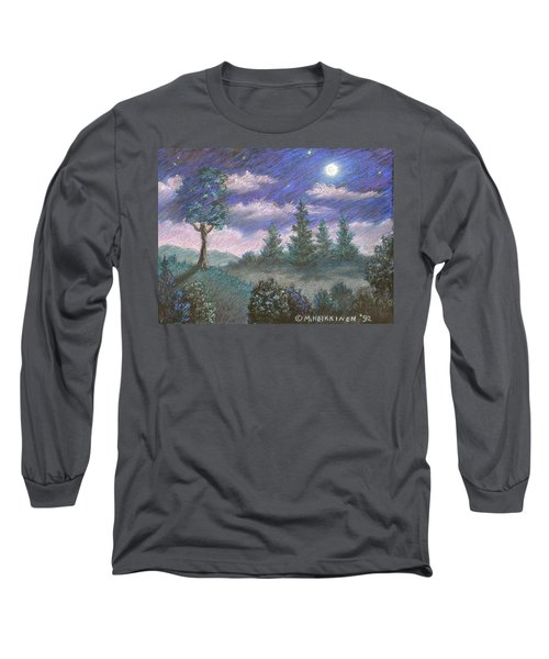 Moonshadow Long Sleeve T-Shirt