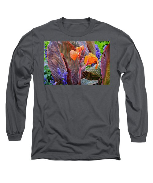 Long Sleeve T-Shirt featuring the photograph Morning Rain by Joseph Yarbrough
