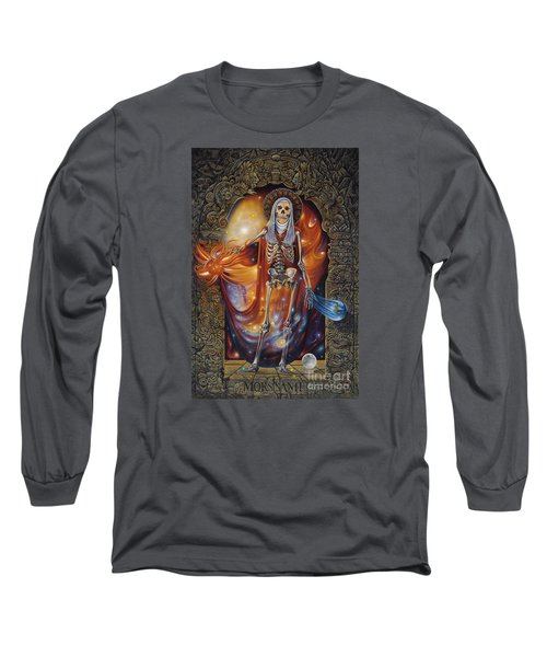 Mors Santi Long Sleeve T-Shirt