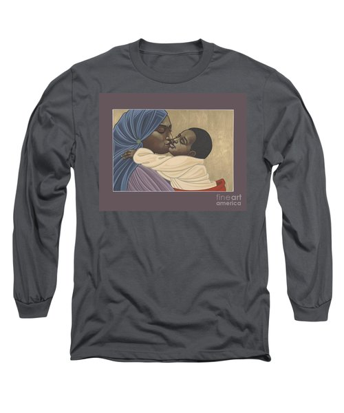 Mother And Child Of Kibeho 211 Long Sleeve T-Shirt