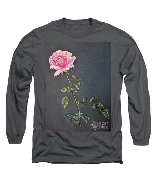 Mothers Rose Long Sleeve T-Shirt
