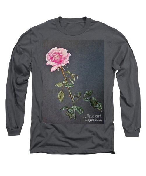 Mothers Rose Long Sleeve T-Shirt
