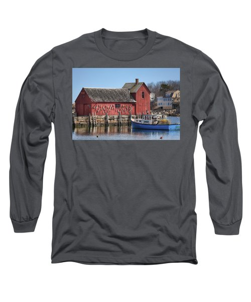 Motif Number 1 Long Sleeve T-Shirt