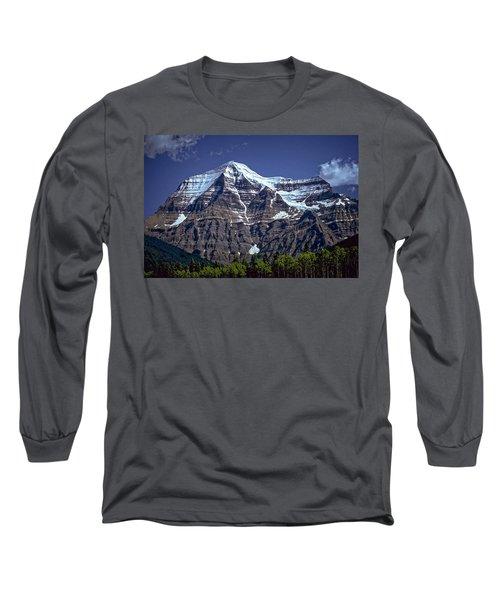 Mount Robson Long Sleeve T-Shirt