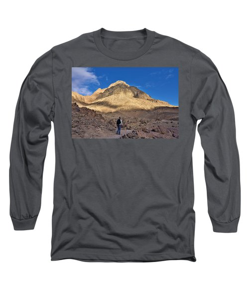 Mount Sinai Long Sleeve T-Shirt