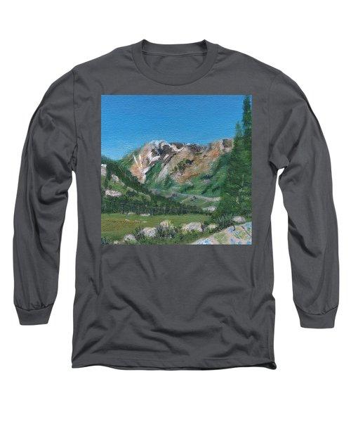 Mount Superior Long Sleeve T-Shirt
