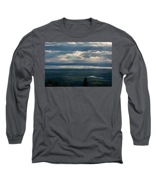 Mount Susitna Long Sleeve T-Shirt