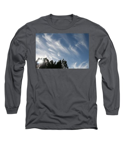 Mountain Sky Long Sleeve T-Shirt