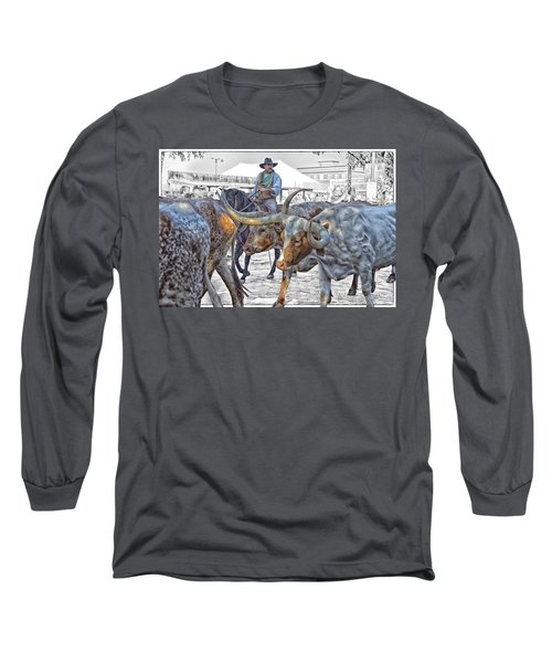 Move Em Out Long Sleeve T-Shirt