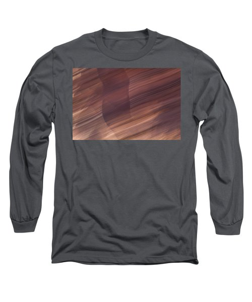 Moving Through Light Long Sleeve T-Shirt