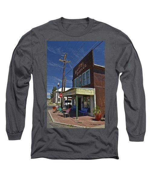 Murphy Street Raspa Long Sleeve T-Shirt by Allen Sheffield