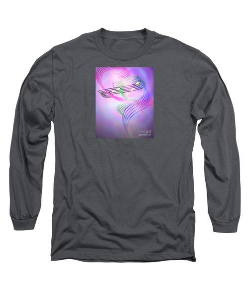 Musical Alchemy Long Sleeve T-Shirt by Dee Davis