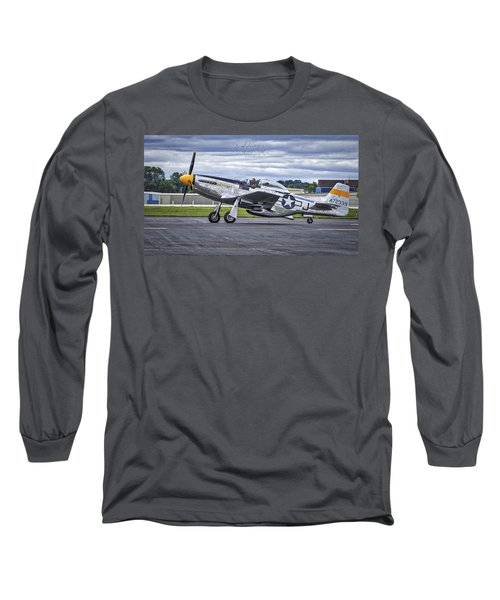 Mustang P51 Long Sleeve T-Shirt