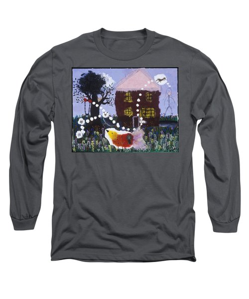 My Dreams Will Be Heard Long Sleeve T-Shirt