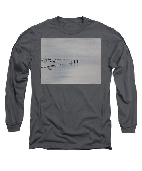 My Dreamtime 1 Long Sleeve T-Shirt by Tim Mullaney
