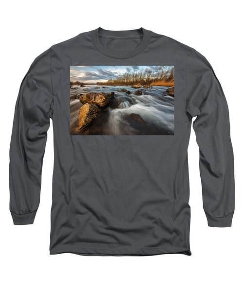 Long Sleeve T-Shirt featuring the photograph My Favorite Spot by Davorin Mance