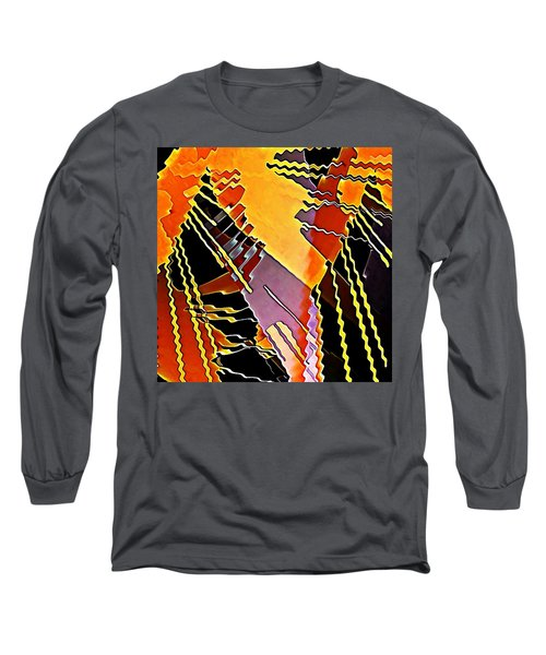 My Fission Electric Long Sleeve T-Shirt