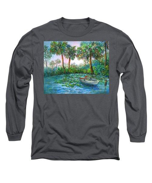 My Little Boat Long Sleeve T-Shirt