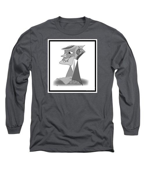My Picasso Long Sleeve T-Shirt by Iris Gelbart