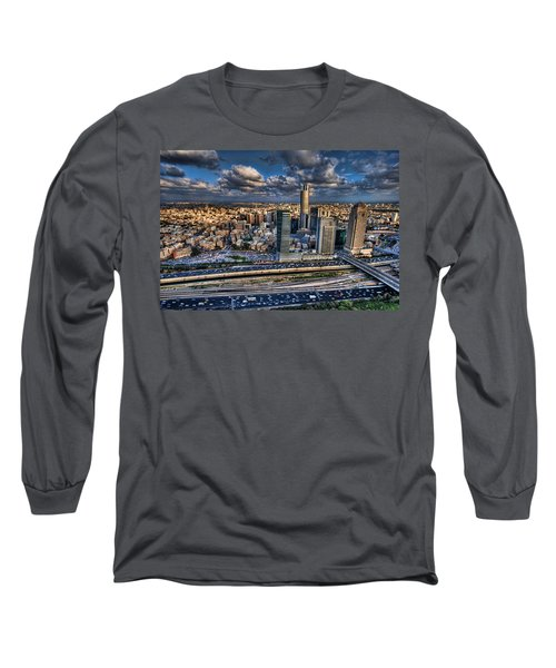 My Sim City Long Sleeve T-Shirt