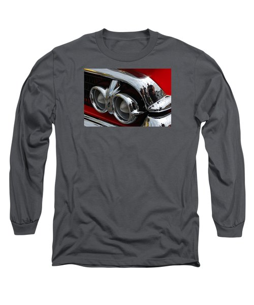 My Sons And I Long Sleeve T-Shirt