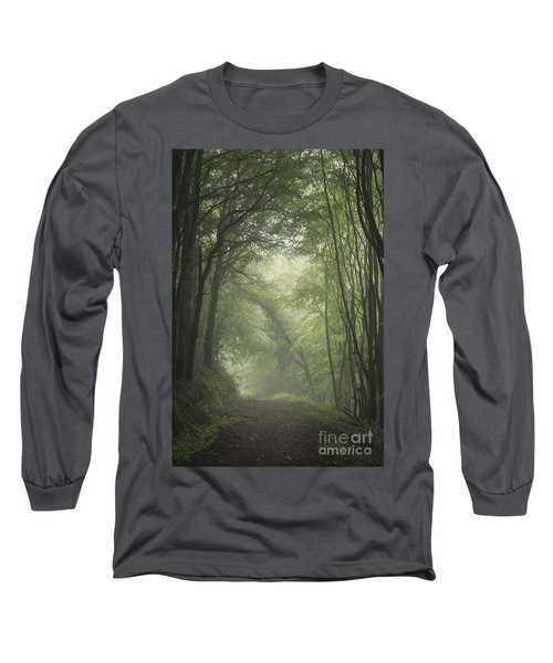 Mystery Awakens Long Sleeve T-Shirt