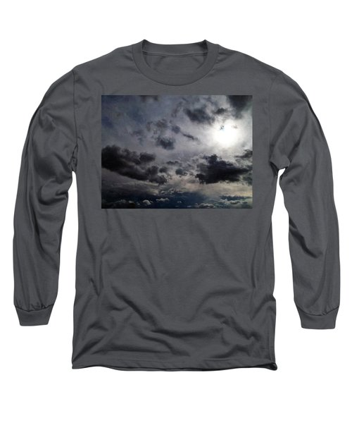 Mystery Of The Sky Long Sleeve T-Shirt