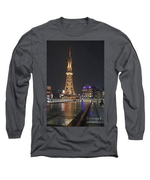 Nagoya Tv Tower Long Sleeve T-Shirt
