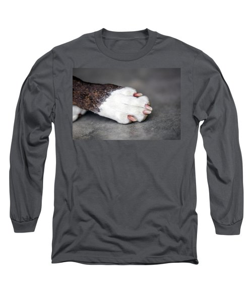 Nail Biter Long Sleeve T-Shirt